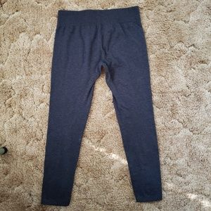First Kick Fleeced Lined Maternity Leggings